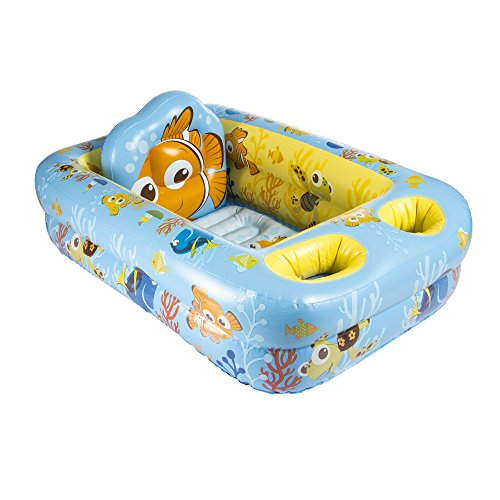 - Disney Nemo Inflatable Safety Bathtub