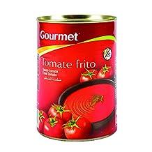 Canned tomato sauce (seasoning already) 400g