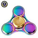 Fidget Spinner Toy,Hand Spinner EDC ADHD Focus Anxiety Stress Relief Boredom Killing Time Toys for Kids and Adult