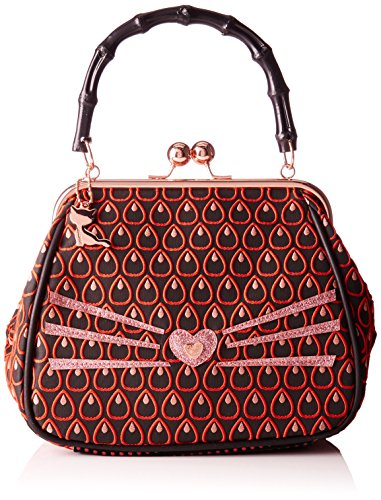 épaule Sac Red Alphonse porté Rouge Lollipops Frame Small XfwAOqwTv