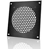 AC Infinity Ventilation Grill, for PC Computer AV Electronic Cabinets, also mounts one 120mm Fan