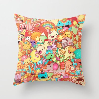 Top Quality New Wackob Load Pillo Baby Home Decoration Pillowcase Cool Load Pillow Covers