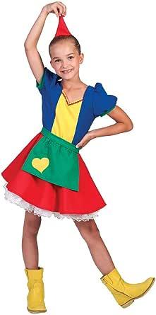 Enano Disfraz Merit para niños – Crédito Pegatina zwergen gnomo ...