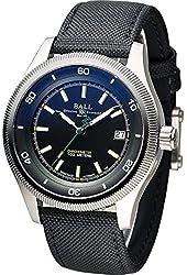 Ball Engineer II Magneto S Mens Watch A-PROOF Anti-magnetic COSC Date Black Dial NM3022C-N1CJ-BK