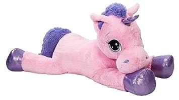 Large Unicorn Soft Toy Amazon Co Uk Toys Games