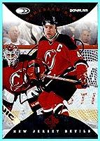 1996-97 Donruss Canadian Ice Red Press Proofs #103 Scott Stevens NEW JERSEY DEVILS
