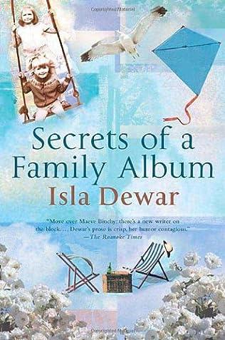 book cover of Secrets of a Family Album