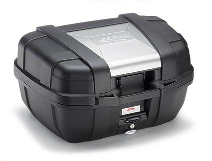 muchos de moda nueva apariencia barato para la venta Kappa KGR52 Garda Monokey Baúl, 52 Litros de Volumen, con Cover de  Aluminio, 10 Kg de Carga