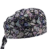 GUOER TOMMHANES Scrub Hat Work Leisure Cap One Size Multiple Colors (Color1707)