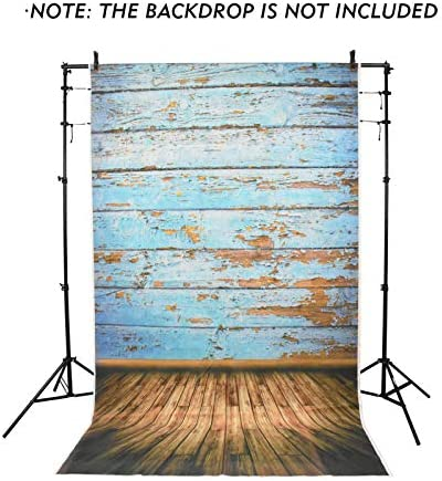 Emart 8.5 x 10 toes Photo Backdrop Stand , Adjustable Photography Muslin Background Support System Stand for Photo Video Studio