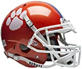 NCAA Clemson Tigers Authentic XP Football Helmet