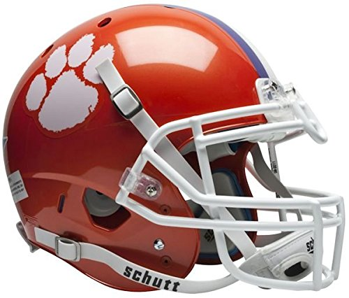 Collegiate Authentic Football Helmet - 3