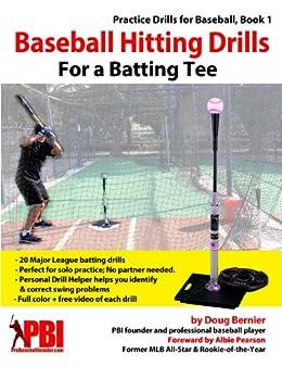 Baseball Hitting Drills Batting Practice ebook product image