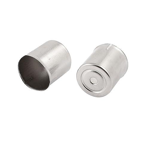 En forma de cilindro tono de microondas magnetrón Cap 2 piezas de ...