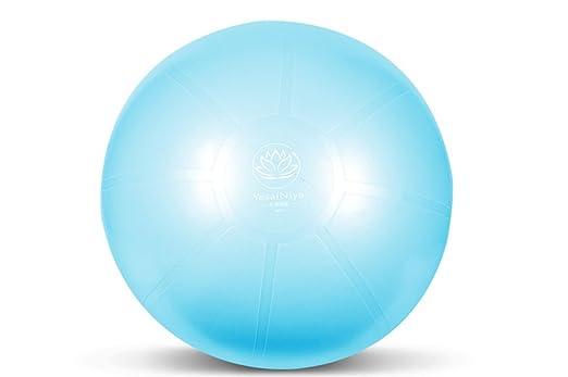 LIUXIN Bola de la Yoga, Espesa la Bola del Gimnasio a Prueba ...