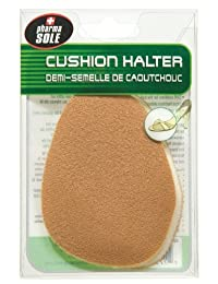 Moneysworth and Best Non-Slip Ball of Foot Suede Cushion Halter