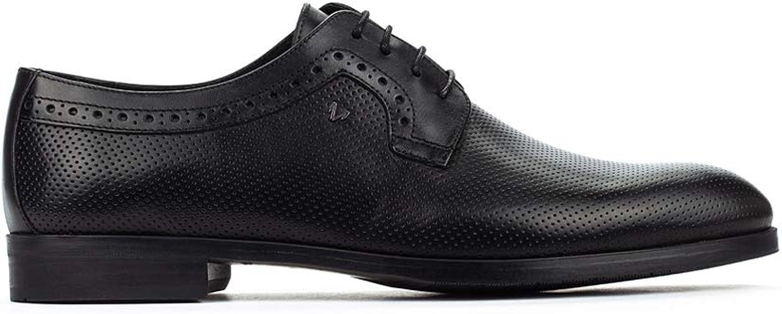 TALLA 41 EU. MARTINELLI Zapato de Vestir de Piel Kingsley 1326