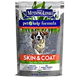 Cheap The Missing Link – Organic Pet Kelp, Skin & Coat Formula — Limited ingredient Superfood Supplement for Dogs rich in balanced Omegas 3, 6, and 9 to support healthy nutrition and skin & coat health —  8 oz.