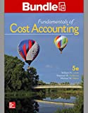img - for Gen Combo LL Fundamentals of Cost Accounting; Connect 1s Access Card book / textbook / text book