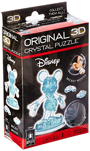 Disney 3d Crystal (Original 3D Crystal Puzzle - Mickey Mouse)