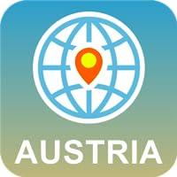 Austria Map Offline