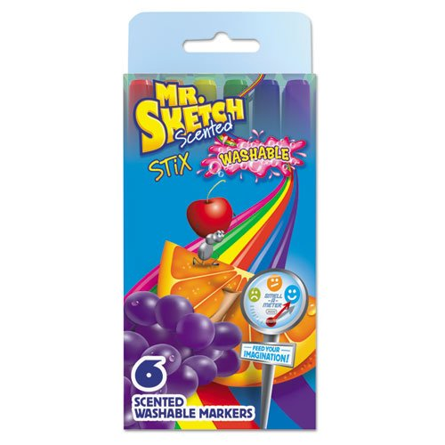 Mr. Sketch Stix Washable Scented