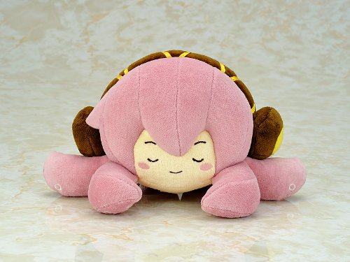 Amazon.com: Vocaloid Calm Tako Megurine Luka Character Vocal Series 03 Plush Toy: Toys & Games