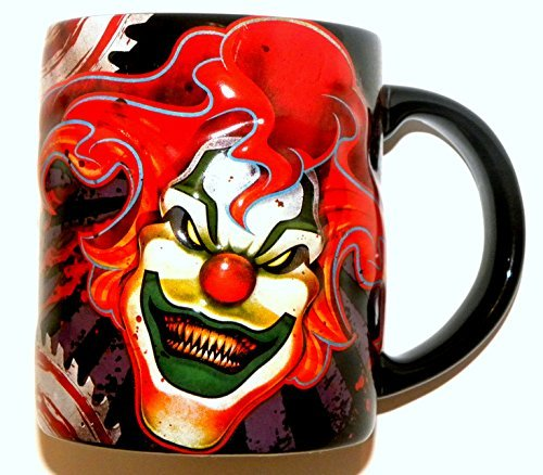 Universal Studios Halloween Horror Nights : 2015 25th Anniversary All Jack'd Up! Ceramic Coffee Tea Mug Cup ()