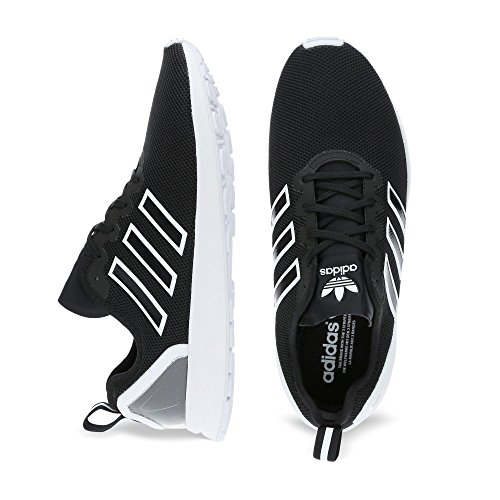 outlet amazing price adidas Unisex Adults' ZX Flux Advanced Low-Top Sneakers Black cheap sale wiki oiJmF4
