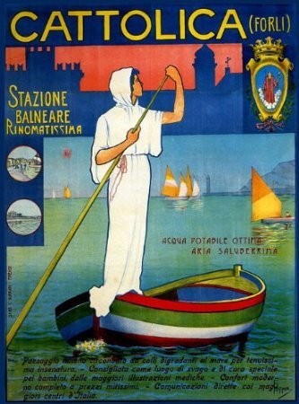 - CANVAS Cattolica Boat Sailboat Travel Tourism Italy Italia Italian 16