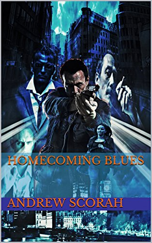 Book: Homecoming Blues (Dalton's Blues Thriller) by Andrew Scorah