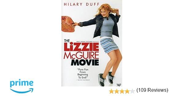 The Lizzie Mcguire Movie Dvd