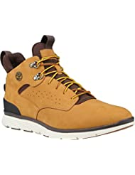 Timberland Mens Killington Hiker Chukka Boot,Wheat Nubuck,US 7 W
