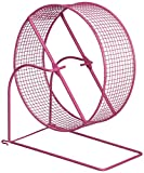 "Prevue Pet Products 60090013 SPV90013 Wire Mesh Hamster/Gerbil Wheel Toy for Small Animals, 8"", Colors Vary"
