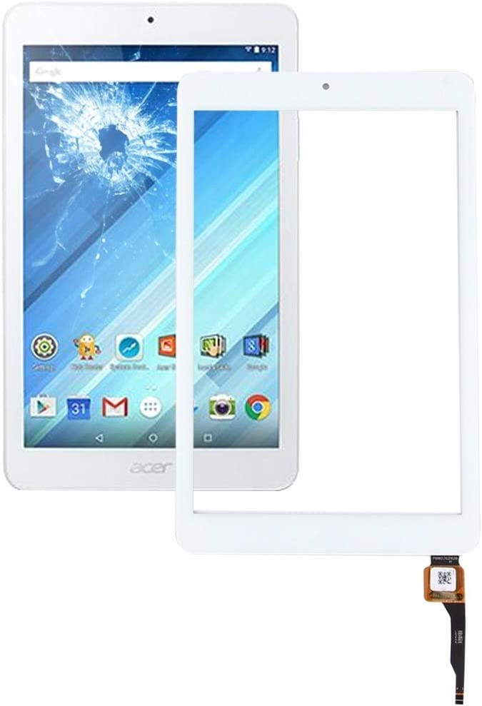 AFANG Touch Panel for Acer Iconia One 8 / B1-850 (White) (Color : White)