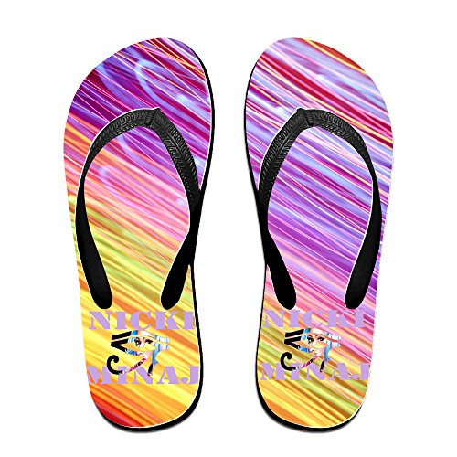 Shehe Nicky Minay Barbz Unisex High Quality Beach Flip-flops Flops Size S (Ugg Flip Flop Slippers)