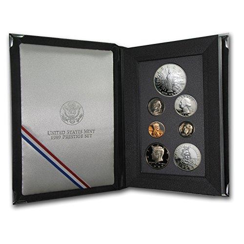 1989 S U.S. Mint Prestige Set Brilliant Uncirculated ()