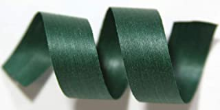 "product image for 100% Biodegradable Natural Ribbon | 33 Solid Colors | Ribbon for Crafts | Cotton Curling Ribbon | Holiday Ribbon | Wrapping Ribbon | Eco-Friendly Ribbon (Forest, 1/2"" x 50 Yards)"