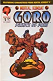 Mortal Kombat: GORO, Prince of Pain #1 (September 1994)