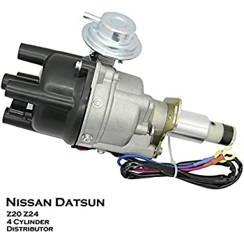 Amazon.com: Ignition Distributor Fit Nissan Navara D21 ...