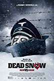 Dead Snow 2: Red vs Dead Movie Poster 11 x 17 Style A (2014) Unframed
