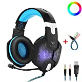 Best Bengoo Headphones For Ipads - Gaming Headset with Mic for PC,KOTION EACH G1000 Review