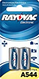 RAYOVAC KEA544-2ZMA Alkaline Keyless Entry Batteries, 2 Pack (6V)