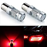 JDM ASTAR Extremely Bright PX Chipsets 1157 2057 2357 7528 LED Bulbs ,Brilliant Red