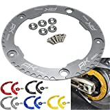 RONGLINGXING Motorcycle Accessories Part Aluminum