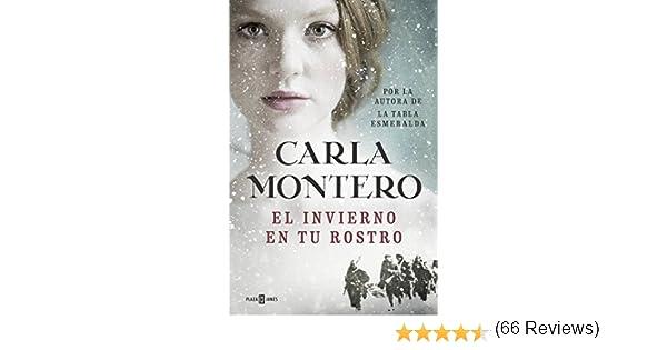 El invierno en tu rostro eBook: Montero, Carla: Amazon.es: Tienda Kindle