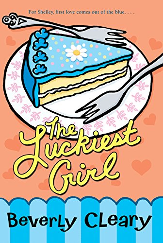 The Luckiest Girl (An Avon Camelot Book)