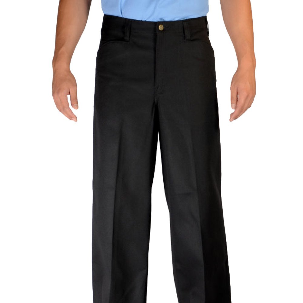 Ben Davis Men's Gorilla Cut Work Pants (38W x 32L, Black)