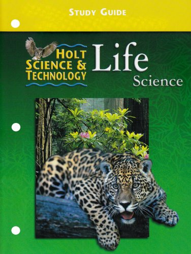 Study Guide Holt Science and Technology: Life Science