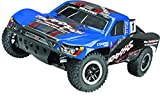 Traxxas Slash 4X4 1 10 Scale 4WD Electric Short Course Truck with Stability Management - Colors May Vary